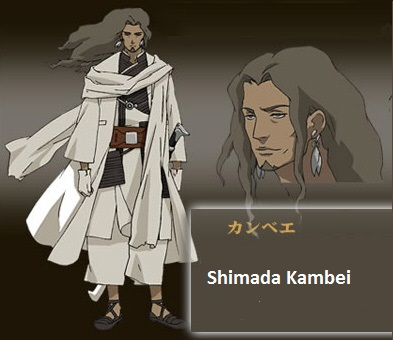 Shimada Kambei Samurai 7 Wiki Fandom Powered By Wikia