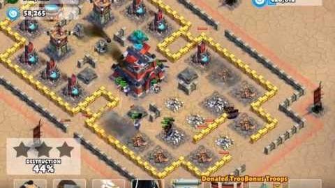 Samurai Siege Mission 45 Black Oasis