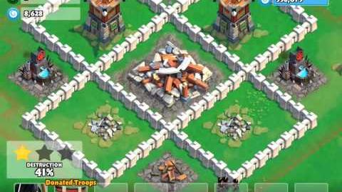 Samurai Siege Mission 27 Over the Top