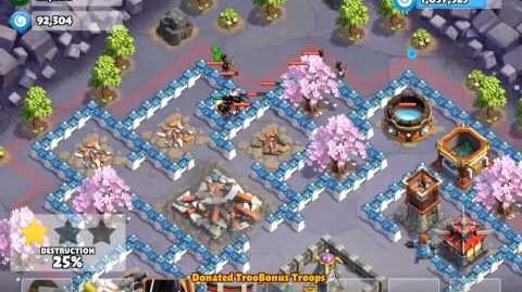 Samurai Siege Mission 38 Altered Beast