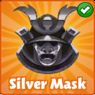 Silver-mask