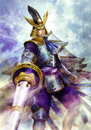 Nagamasa Azai SW3 Artwork