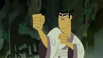 Samurai Jack - Jack vs Shaolin Monks