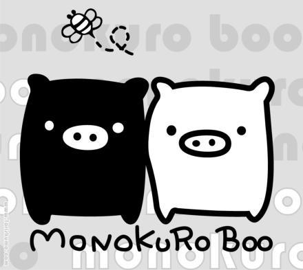 Monokuro Boo - San-x Wiki - Wi...