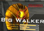 Big Walker Weakspot