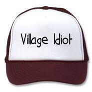 Village idiot hat