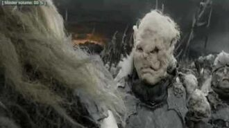 Lord of the rings extended edition Grond and Corsair the return of the king