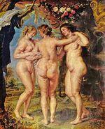 Rubens - three graces