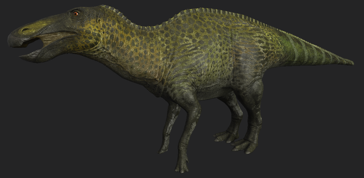Anatosaurus | Saurian Wikia | Fandom powered by Wikia