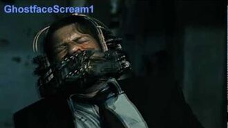 Saw VI - Reverse Beartrap 2.0 & Ending Re-Scored (Final Test) HD