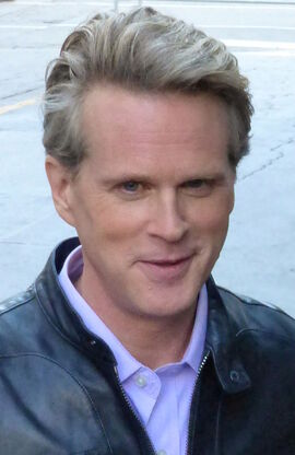 Cary Elwes September 2015