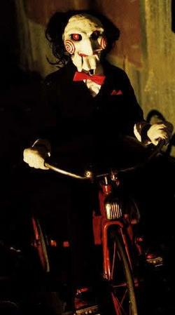 Saw Billy on Trike