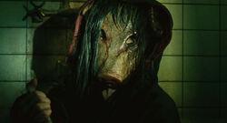Pig Mask Saw Wiki Fandom Powered By Wikia