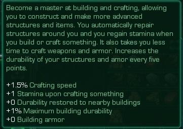 Skills artisanship