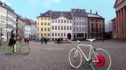 The Copenhagen Wheel - Teaser