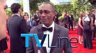 "Emmys 2014 - Joe Morton ""Scandal"" Interview - TVLine"