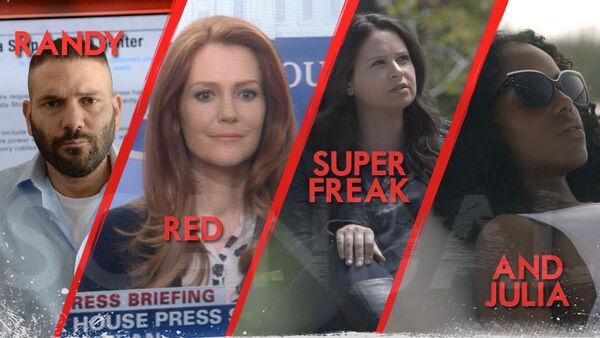 4x01 OPA - Randy, Red Superfreak and Julia