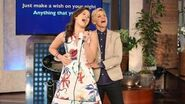 Katie Lowes' Special Gift from Ellen