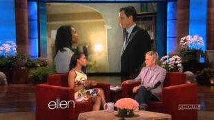 Kerry Washington on The Ellen DeGeneres Show (May 13th, 2013)