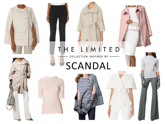 Scandal - The Limited
