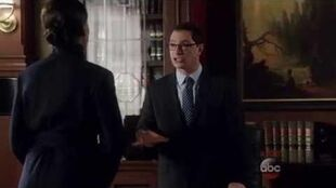 "Scandal 4x14 Olivia and David ""People who look like you"" scene"