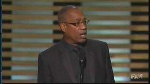 Joe Morton wins Emmy Award for Scandal