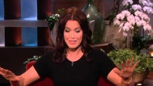 Bellamy Young Dishes on 'Scandal'The Ellen DeGeneres Show 2013