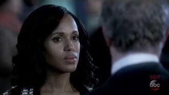 Scandal 6x03 Olivia Admits as Surprised by Cyrus as possible President Season 6 Episode 3