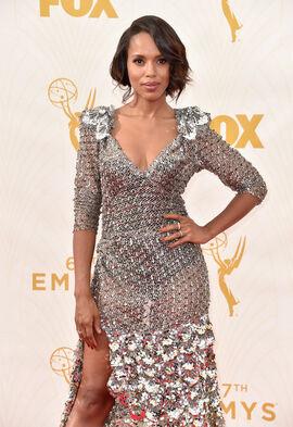 Kerry Washington 67th Annual Emmy Awards 1