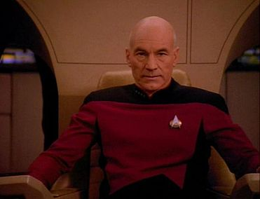Captain Picard Chair
