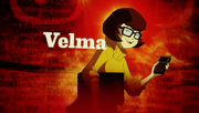 Velma Dinkley's picture card