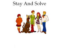 Stay And Solve