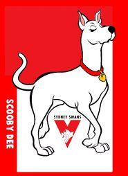 Scooby Dee Sydney Swans