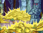 Treasure room (Jungle Jeopardy)