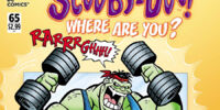 Scooby-Doo! Where Are You? issue 65 (DC Comics)