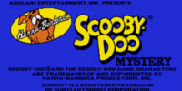 Scooby-Doo Mystery (SNES)