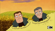 Farmer Jonathan and Old Tom unmasked