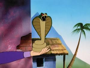 Idol of the Snake Demon
