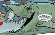 Phantom Dinosaur is revealed as a robot