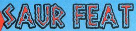 Saur Feat title card