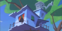 Scooby-Doo Detective Agency clubhouse