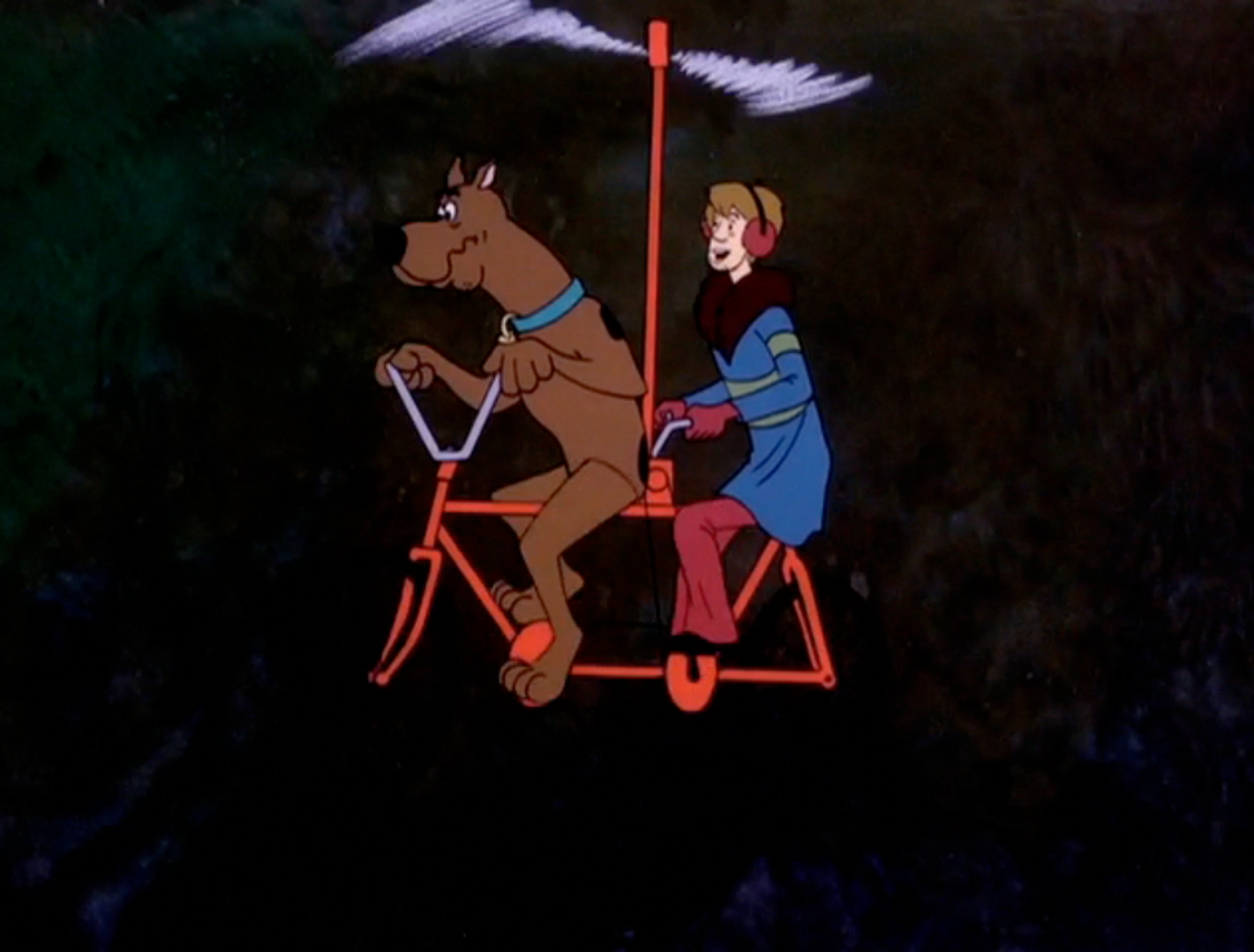 Scooby-Dooby-bike-o-copter