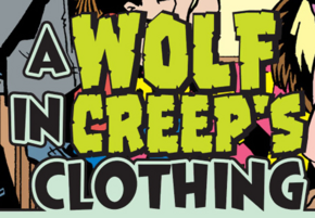 A Wolf in Creep's Clothing title card