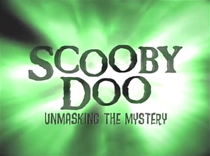 Unmasking the Mystery title card