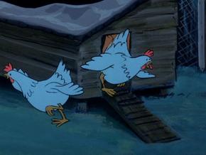 Delaware Blue Hens