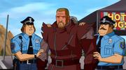 Triple H unmasked