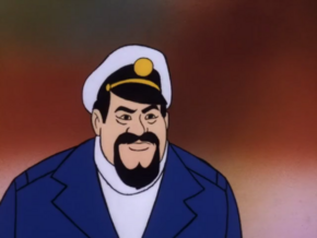 Captain (Shiver and Shake, That Demon's a Snake)