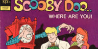Scooby Doo... Where Are You! issue 13 (Gold Key Comics)