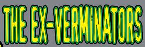 The Ex-Verminators title card