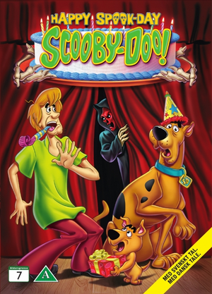 Happy Spook-Day Scooby-Doo!